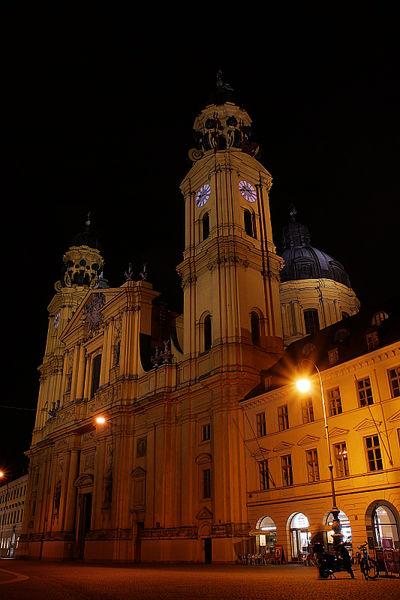 Церковь Св. Гаэтана