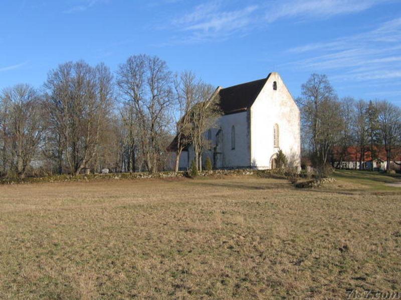 Церковь в Карья