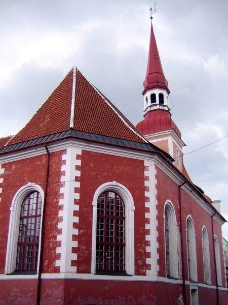 Церковь Елизаветы