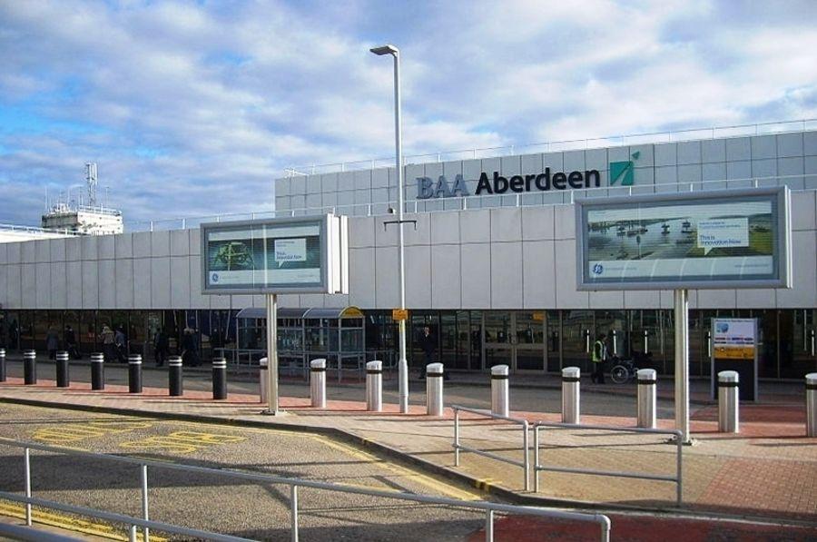 Aberdeen Dyce Airport