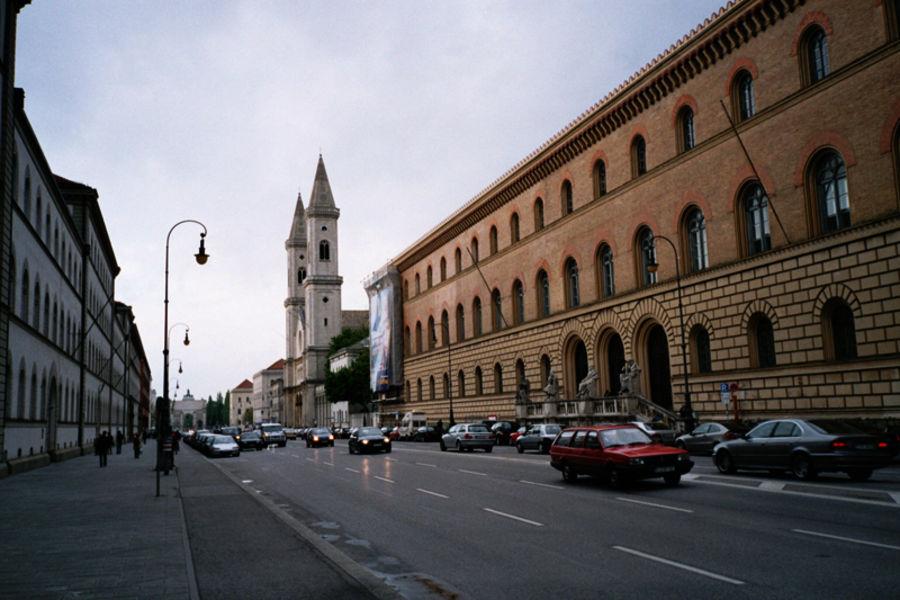 Баварская государственная библиотека