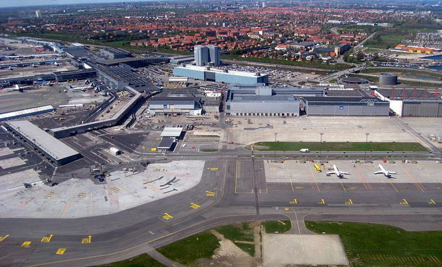 Kastrup аэропорт