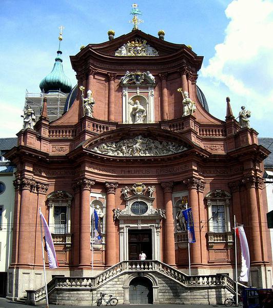 Церковь Ноймюнстер