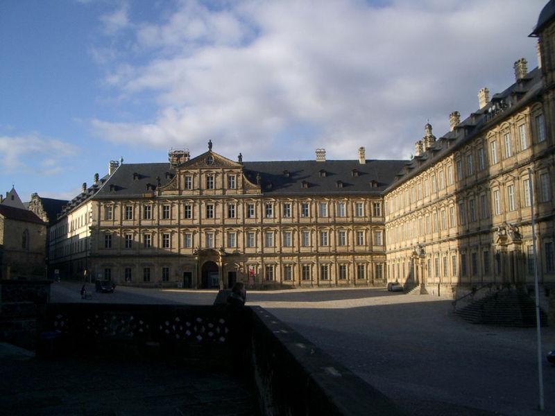 Новая резиденция и Государственная галерея