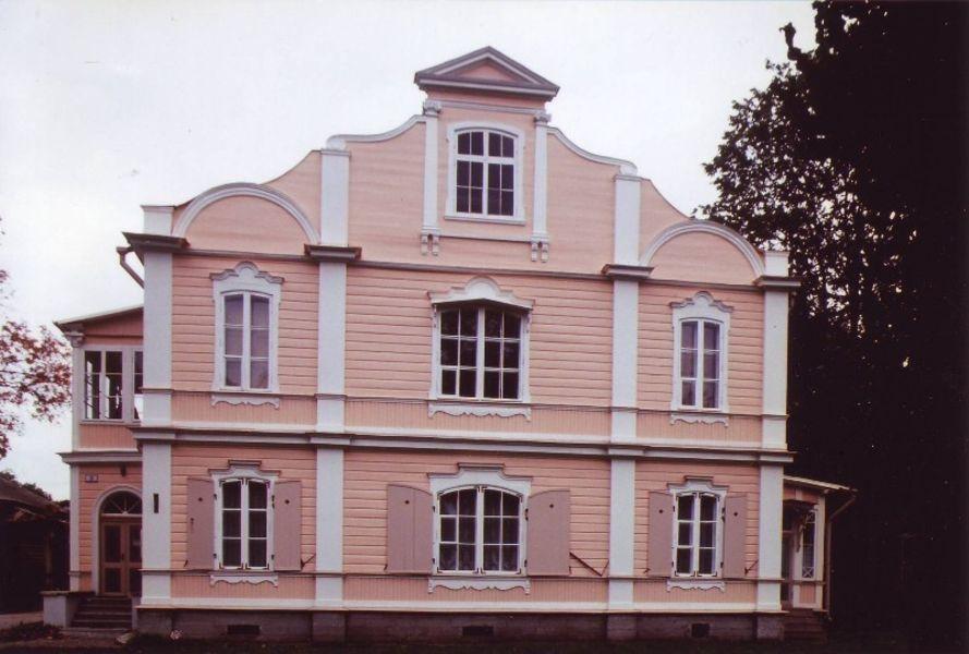 Мемориальный музей Эдуарда Вильде