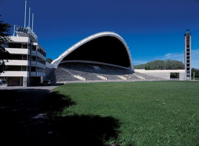 Площадка песенного фестиваля (Певческое поле)