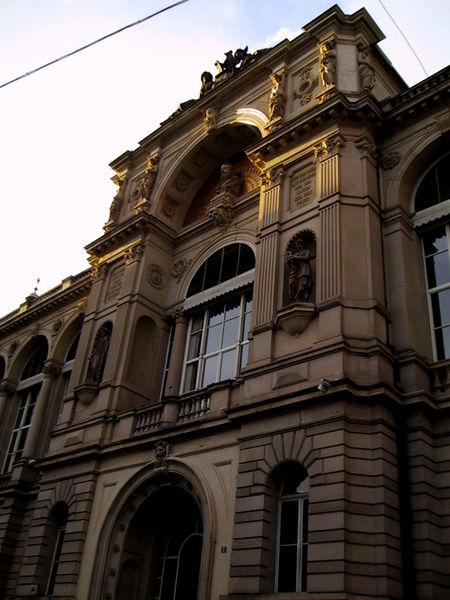 Дом И. Брамса