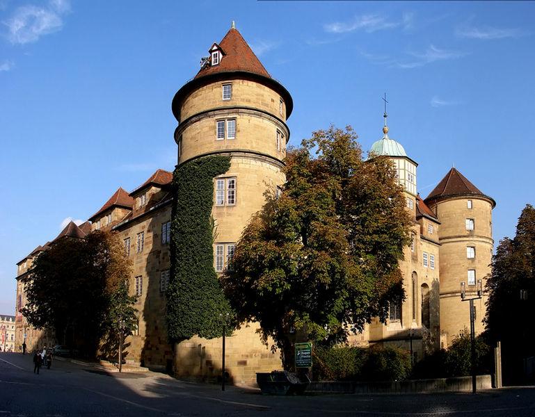Старый замок, Штудгарт