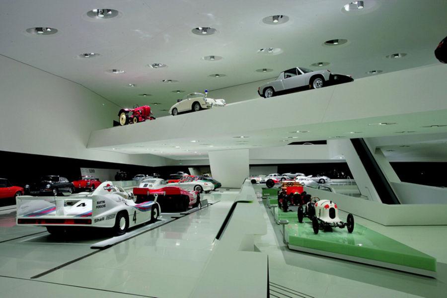 Музей «Порше»