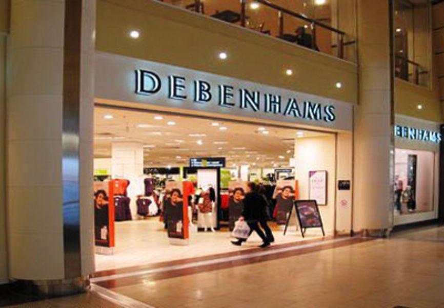Debenhams Dundee