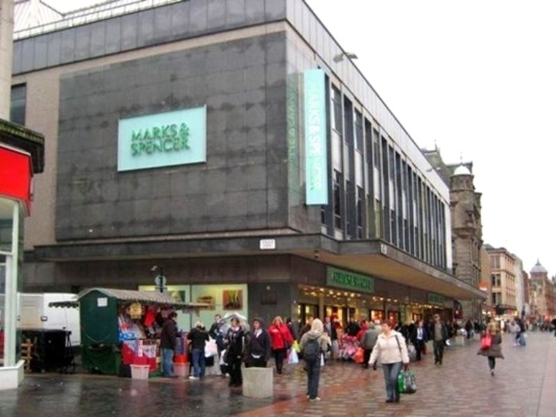 Marks & Spencer Glasgow