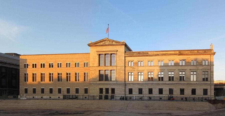 Новый музей, Берлин