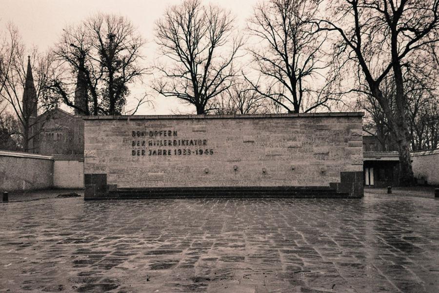 Мемориал Плётцензе
