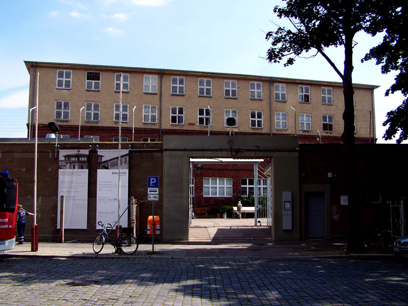 Музей-мемориал Берлин-Хоэншёнхаузен