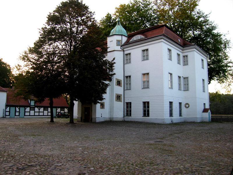 Охотничий замок Груневальд