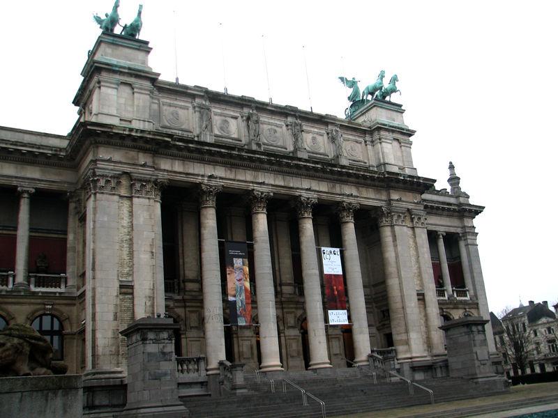 Королевский музей изобразительных искусств, Антверпен