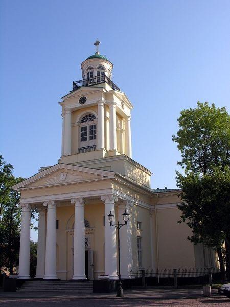 Лютеранская церковь Св. Николая