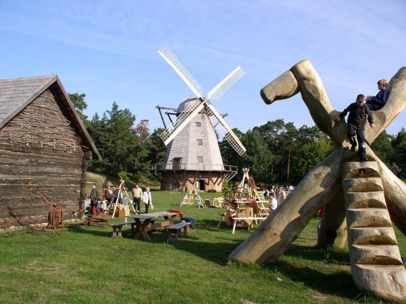 Приморский музей под открытым небом