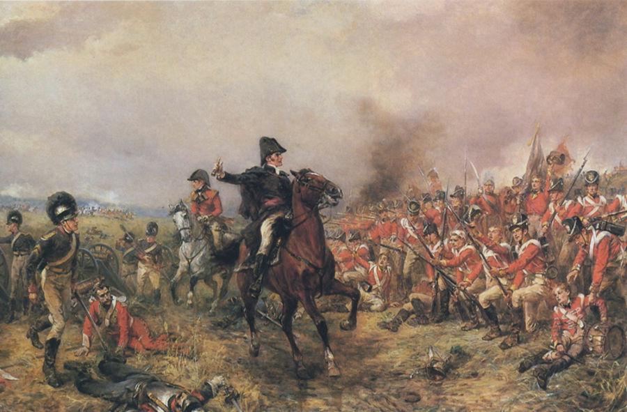 Последняя штаб-квартира Наполеона