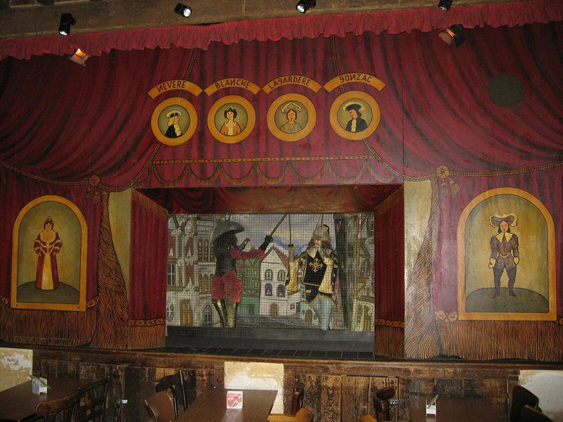 Кукольный театр Тоона