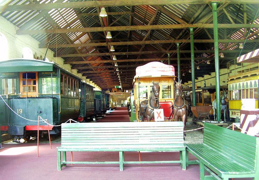 Музей трамваев
