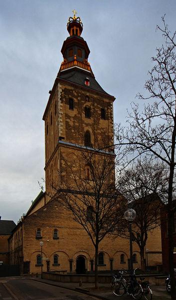 Церковь Св. Урсулы