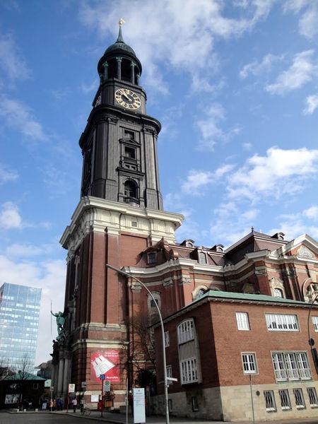 Церковь Св. Михаила, Гамбург