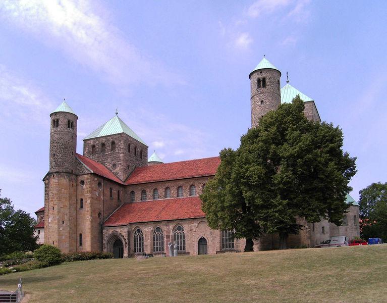 Церковь Св. Михаила, Хильдесхайм
