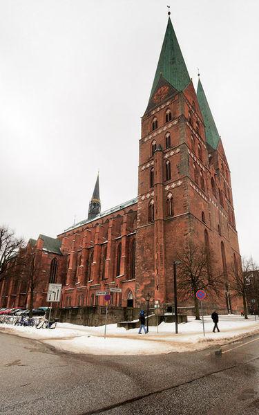 Церковь Св. Марии, Любек