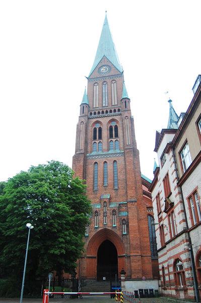 Кафедральный собор Св. Марии и Св. Иоганнеса