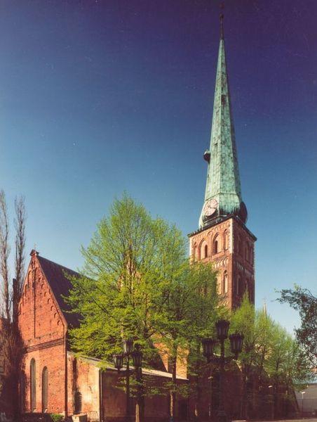 Костел Св. Якова