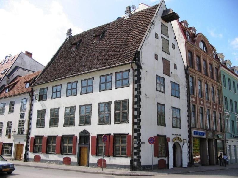 Дом Менцендорфа