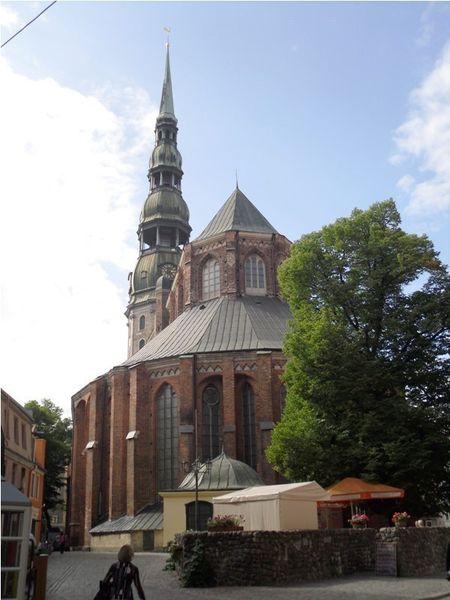 Церковь Св. Петра в Риге