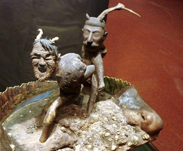 Музей дьявола (чертей)