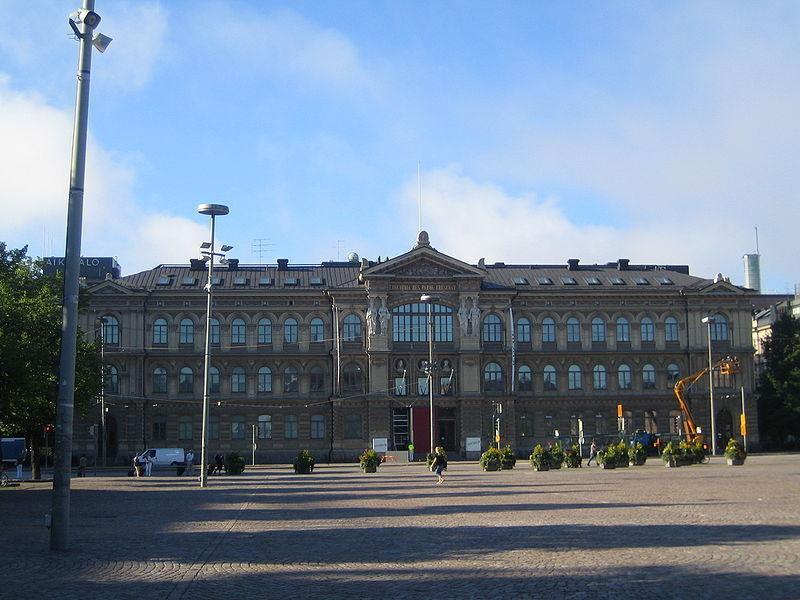 Музей Хельсинкского университета