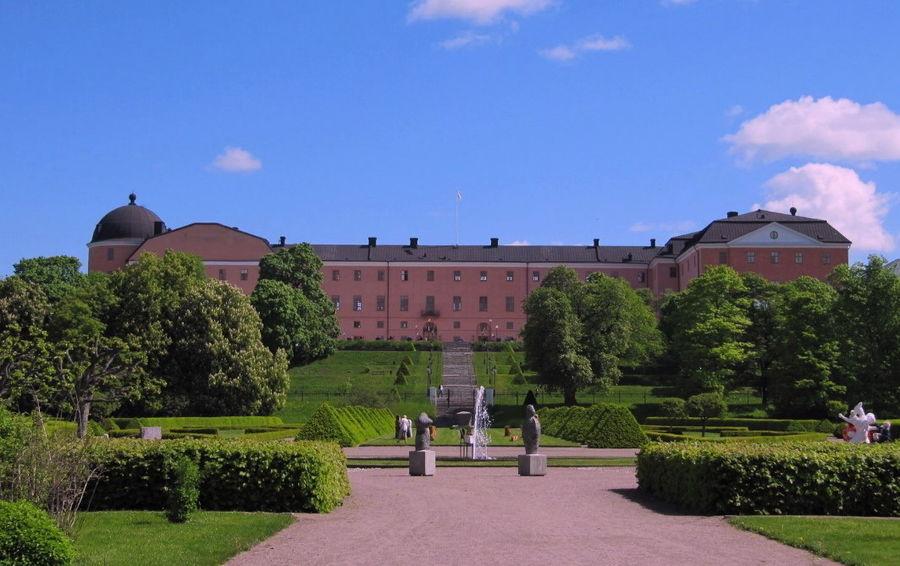 Замок Уппсалы