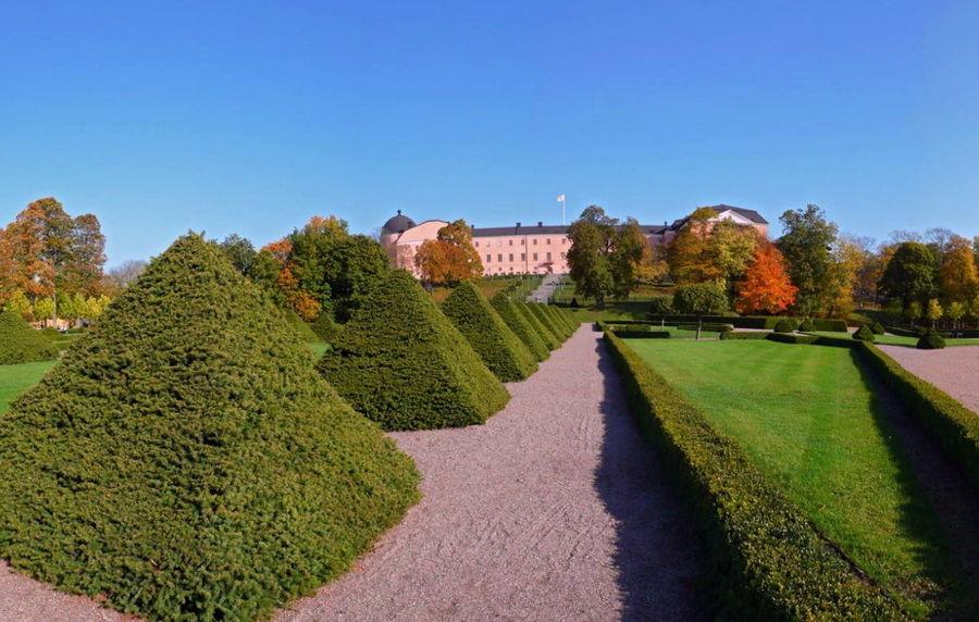 Ботанический сад, Уппсала