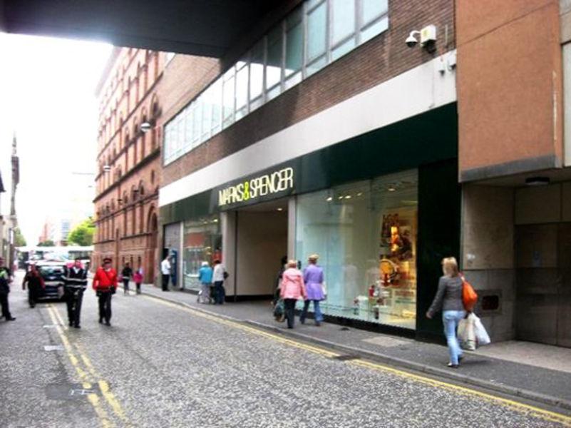 Marks & Spencer Belfast