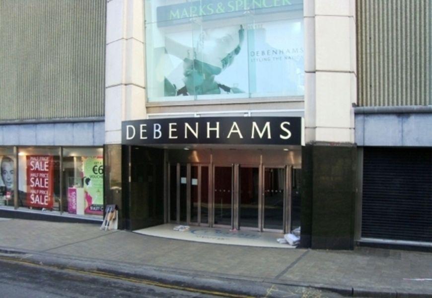 Debenhams Galway