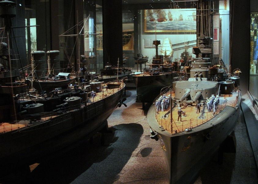 Музей истории мореплавания