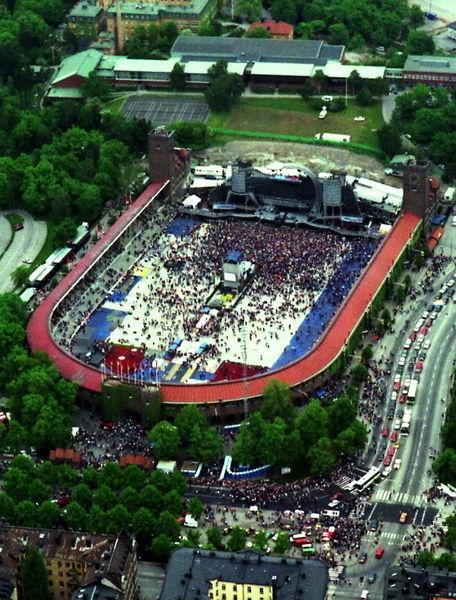 Стадион, Стокгольм