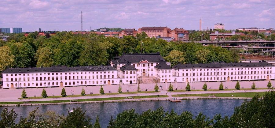 Дворец Карлбергс