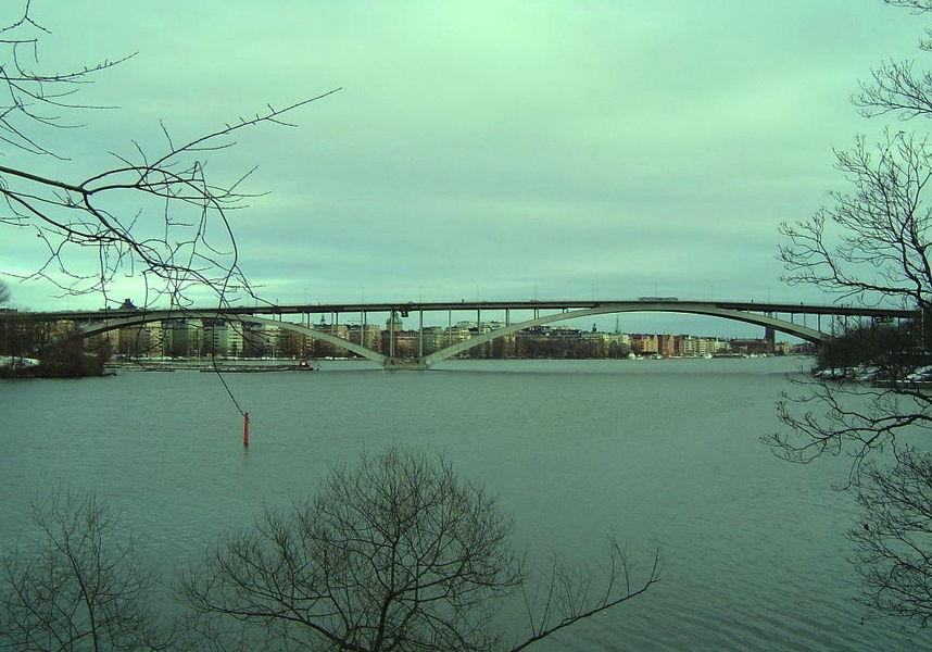 Мост Вестербрун