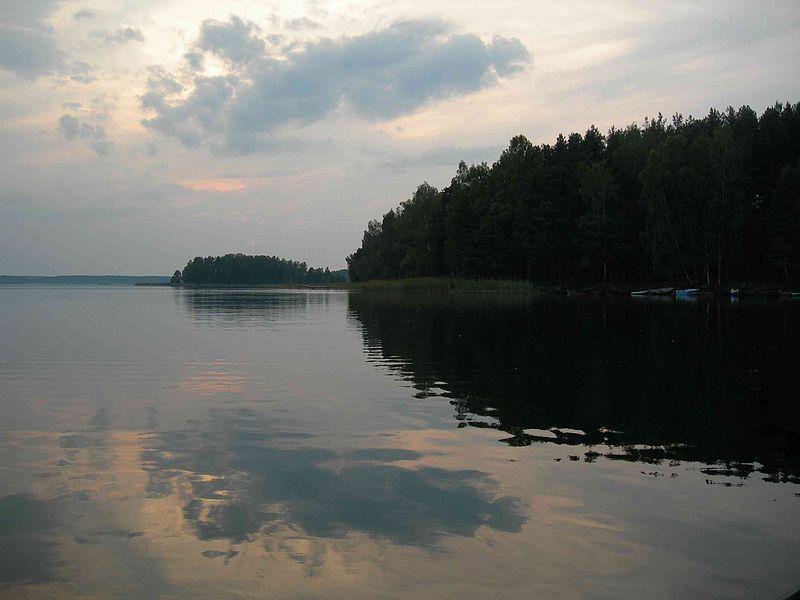 Озерный край Молетай