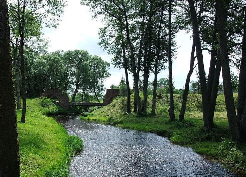 Дельта реки Нямунас (Немана)