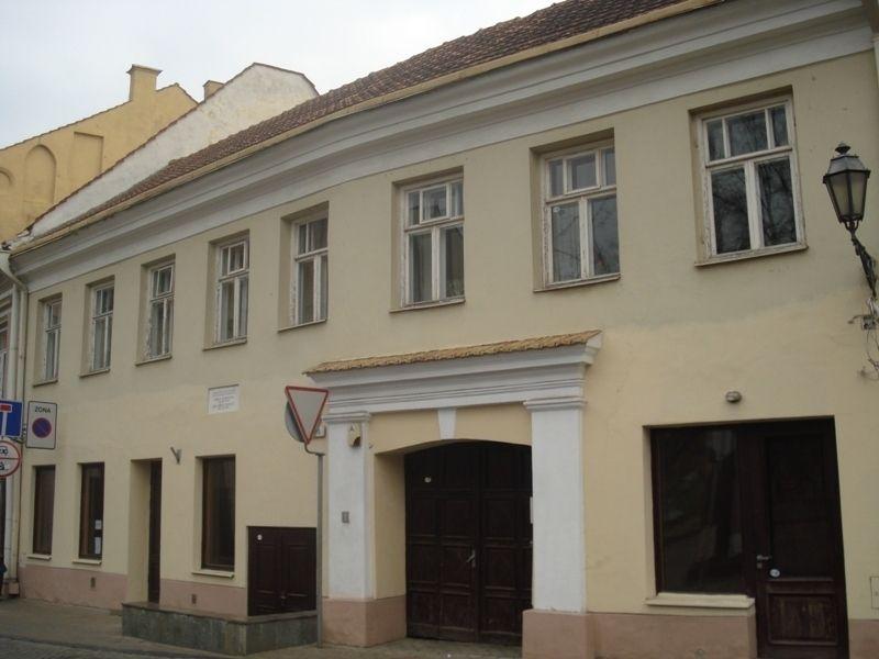 Дом-музей Шлапелиса