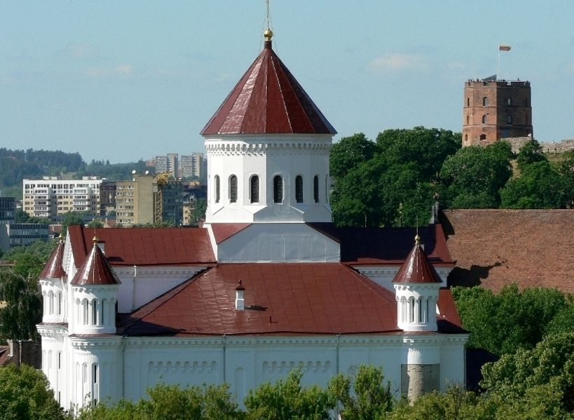Пречистенский кафедральный собор