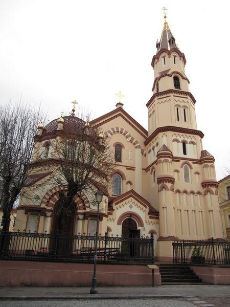 Никольская православная церковь