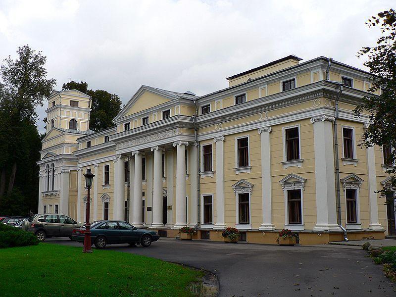 Вяркяйский дворец