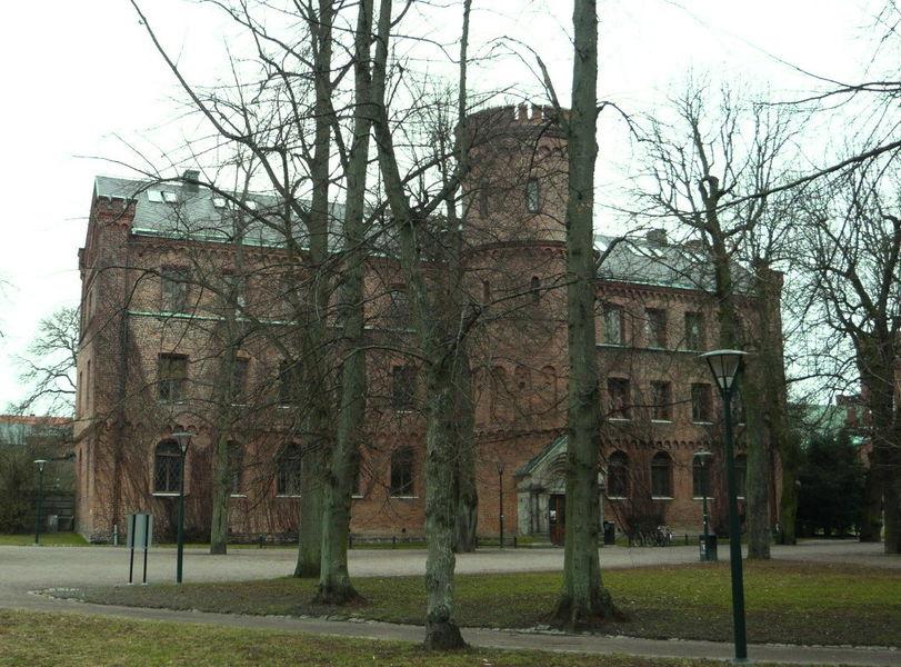 Резиденция губернатора, Мальмё